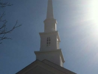 Steeple Installation